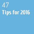 Tips for 2016